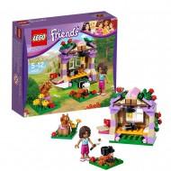 LEGO 41031 - Friends Il Rifugio di Montagna di Andrea