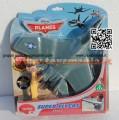 PLANES DISNEY MODELLO AEREO SUPER FLYERS BRAVO CON LANCIATORE COD 15121