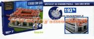 Giochi Preziosi - Nanostad, 3D Stadium Puzzle, San Siro Inter GPZ 15127