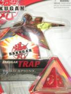 Giochi Preziosi Bakugan Trappola serie 2 modello 2 TRAID SPHINX