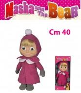 masha giocattolo - toys - originale bambolotto 40 cm