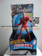 The Avengers - Mighty Battlers - Iron Man - Hasbro - 16 C