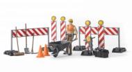 BRUDER IN ITALIA bworld segnaletica lavori stradali [cod 62000]