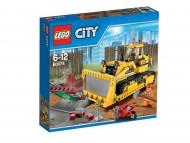 LEGO City Demolition 60074 - Bulldozer