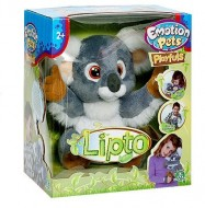 Emotion Pets Peluche Lipto il Koala Interattivo CCP30269