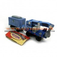 Chuggington:TRENINO CHUGGINGTON MODELLO PERSONAGGIO  WOOD QUARRY CAR , CON 2 VAGONI wagons dechagement , mininwagen , coches de carga, vagoni miniera,  COD LC56015 giocattoli , toys , BRINQUEDOS ,JUGUETES , JOUETS