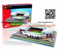 GIOCHI PREZIOSI STADIUM 3D Replica Stadium OLD TRAFFORD MANCHESTER UNITED GPZ 15128