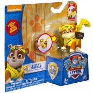 Paw Patrol Hero Action Pup-Fu Rubble 6026592 di Spin Master