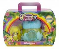 Giochi Preziosi - Glimmies Rainbow Friends Glimhouse, Ghianda con Glimmies, Rodina
