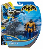 Batman Wing Zip - Batman BHC70 - BHC66 di Mattel