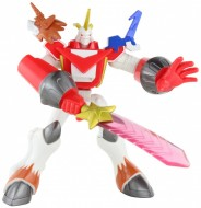 NUOVO Digimon Fusion Shoutmon X4 SNODATO Action Figure