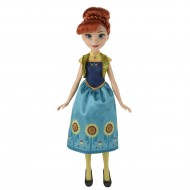 Disney Frozen - Fashion Fever Doll Anna B5164 di Hasbro