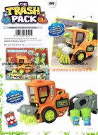 !!!!! THE TRASH PACK I PATTUMEROS 2 SERIE !!!!! GIG GIOCATTOLI TOYS PULISCI STRADE PACK 2 SERIE I PATTUMEROS COD 06530