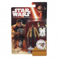 Star Wars E7, personaggio Finn 9,5 cm di Hasbro B3967-BB3963