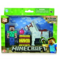 Minecraft Steve with Horse NNCR16595