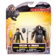 Spinmaster 6023986 - Dragons Hiccup Contro Drago