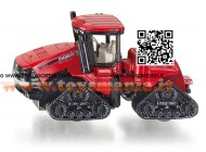 SIKU 1324 SCALA:1/64 COMPATIBILE :TRATTORE CASE QUADTRAC 600