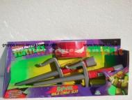 Armi da combattimento pugnali di Raffaello, Tartarughe Ninja di TMNT Giochi Preziosi cod. GPZ93030