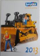 Bruder 10010 Catalogo generale di vendita modello 2013 [ 10010 ]