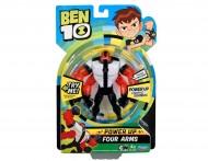 Ben 10 Personaggio con Luci e Suoni, 16 cm, Four Arms di Giochi Preziosi  BEN01000