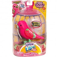 Little Live Pets Cocoritos Serie 4 Strawberry Belle di Giochi Preziosi LPB01000