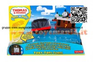 FISHER PRICE Thomas Friends Take Play new model (Esc.Trad.) (2013) Y1418 COD W6267