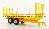 Britains 42764 rimorchio trasporta fieno Bale Trailer 1:32 Scale modellino  Farm