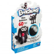 Bunchems Kit Base Animali Domestici 6026097 di Spinmaster