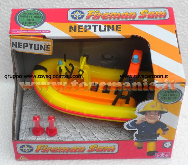 Elicottero Sam Il Pompiere : Sam il pompiere fireman veicolo neptune