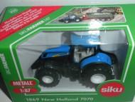 novita' nuovo modellino in metallo trattore New Holland T 7070 cod 1869
