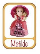 Grandi Giochi GG00140 - Bambola Cupcake, Matilde