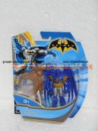 MATTEL Batman SUPERALAS  BHC66 BHC71