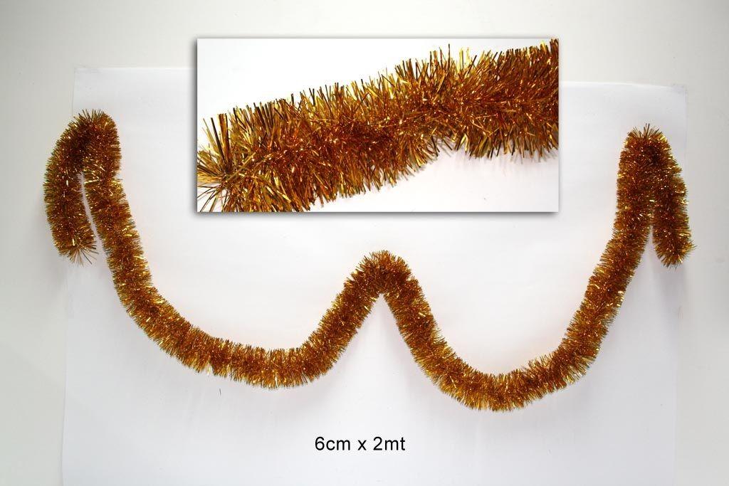 Due esse chritstmas addobbi natalizi festoni - Nastri decorativi per albero di natale ...
