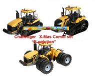 NORSCOT USK - set FORMATO DA  Challenger's MT775E, MT875E e MT975E  OFFERTA 3 PEZZI in speciale BOX USK20750X