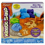 Kinetic Sand Dino Dig set 6025224 di Spin Master