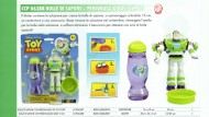 Giochi Preziosi PERSONAGGIO Toy Story CON  bolle di sapone