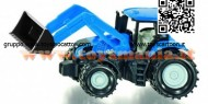 Siku 1355 New Holland T 8 390 Tractor con pala scala 1/87