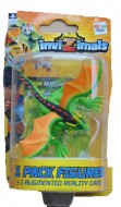 INVIZIMALS BLISTER CON PERSONAGGIO JUNGLE DRAGON  MAX 30435 - INVISIMAL -