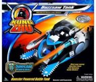 !!!!NOVITA'!!!!GIG!!! Kung Zhu Pets  Veicolo da combattimento  Carro armato Buzzsaw per personaggio stone wall cod 88301
