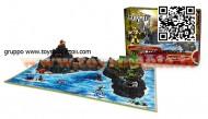 Giochi Preziosi - gig  Gormiti Geolab Isola con Personaggi COD 02209 INCLUSO 1 MINI PERSONAGGIO CON CARD