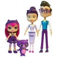 Little Charmers 6028134 - Set Figurine Famiglia