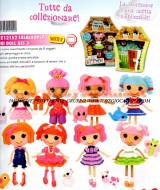 !!!! MINI LALALOOPSY !!! OFFERTA SERIE COMPLETA 8 PEZZI ,Sunny Side Up , Misty Mysterious , Blossom Flowerpot , Pepper Pots 'N' Pans , Sahara Mirage , Marina Anchors , Berry Jars 'N' Jam , Tippy Tumblelina COD 12152