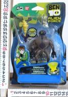 Giochi Preziosi Ben 10 Alien Forse  ass.3 new.Dnaliens + Omosauro offerta due pezzi