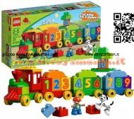 LEGO DUPLO 10558 DUPLO® Il treno dei numeri DUPLO - Number Train - 10558