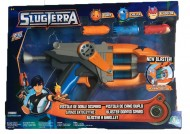 Giochi Preziosi - Slugterra Pistola Deluxe Doppio Sparo con Due Dardi