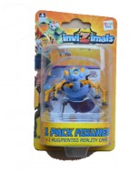 INVIZIMALS BLISTER CON PERSONAGGIO SCUTTLE 30435 - INVISIMAL -