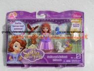 Disney Princess Sofia e i suoi amici animali di Mattel  Y6640