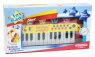 Tastiera elettronica, 24 tasti con microfono di  Bontempi MK 2931.2