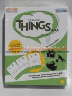 NOVITA' GIOCHI PREZIOSI !! THE GAME OF THINGS...GIOCO IN SCATOLA ( DI SOCIETA' ) DIVERTENTE E CREATIVO COD.GPZ18184