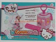!!!!GIOCHI PREZIOSI!!!! DOLCE PARTY LA GOMMOSELLA DI HELLO KITTY COD 470340